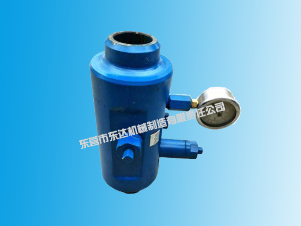 地面配水器
